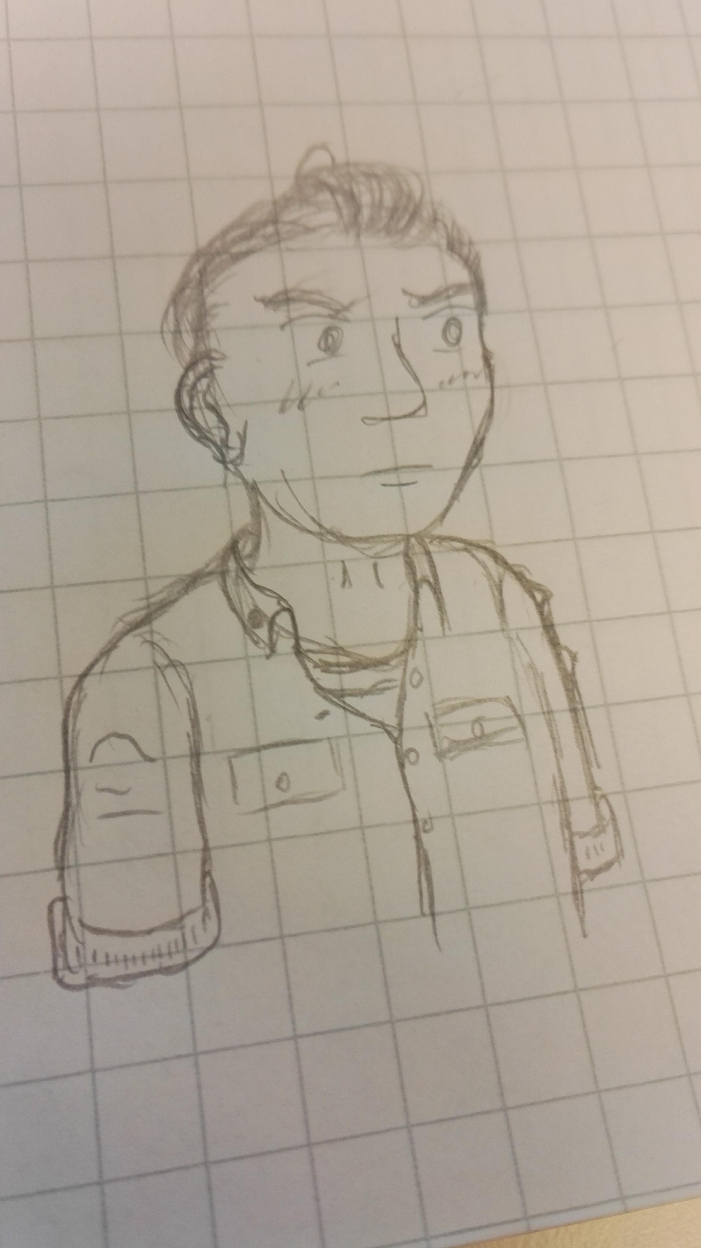 Random doodle by WHAMtheMAN