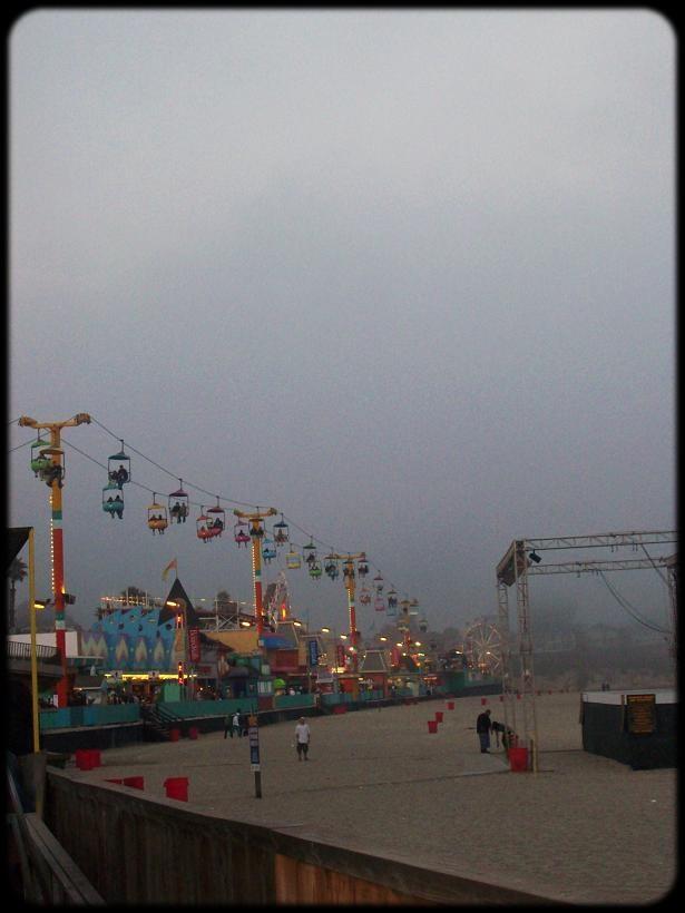 Carnival in the Mist