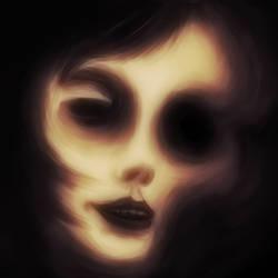 Dark Spirit by StrangeWorlds
