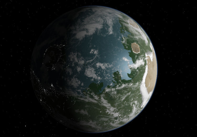 terraform mars planet - photo #14