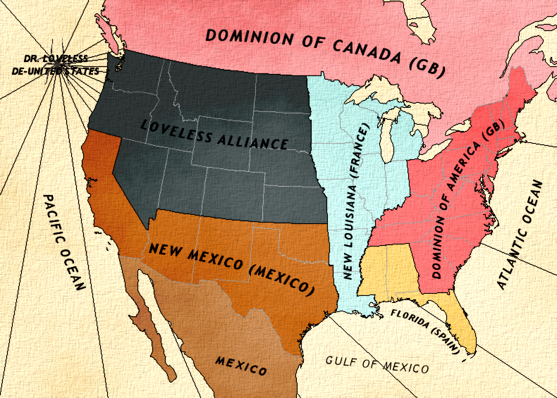 De United States By Neethis