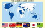 LoAN - world map