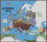 Hastingsworld - Europe 1215