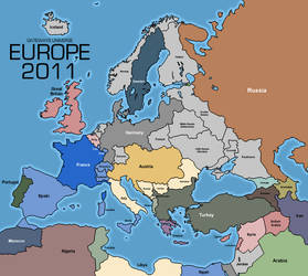 Gateways - Europe 2011 by Neethis