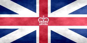GW, British Empire - flag