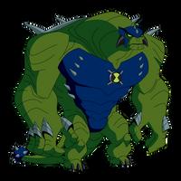 Humungosaurio Supremo - Ultimate Alien Render by BillyZar