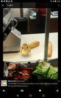 Pokemon have good taste in restaurants