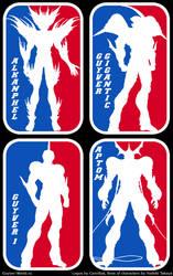 NBA Guyver logos