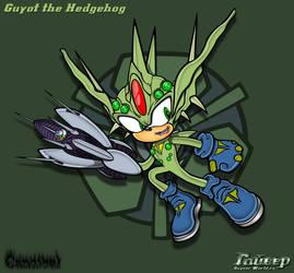 Guyot the Hedgehog Sonic Team