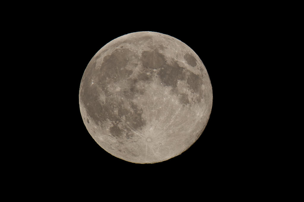 Pure Super Full Moon 10th Aug 2014 by avalonmoon13