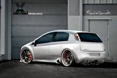 Fiat Punto by flaviobauck