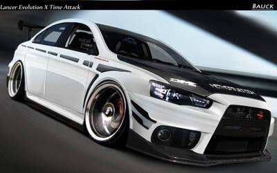 Lancer Evolution X