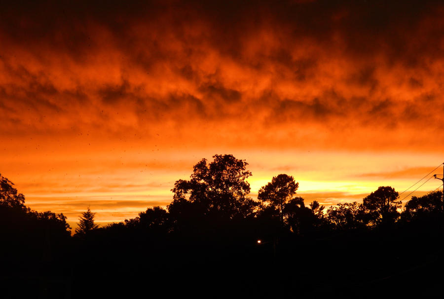 Fire in the Sky by ADDaughtry