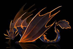 Draconic Exhibit - Onyx