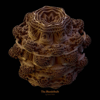 The Mandelbulb