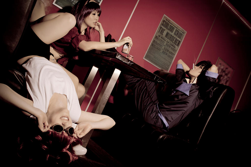 Cowboy Bebop: Some Weirdos by echoing-artemis