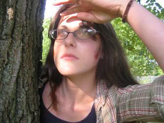 Huntin' zombiez by RestillHabb