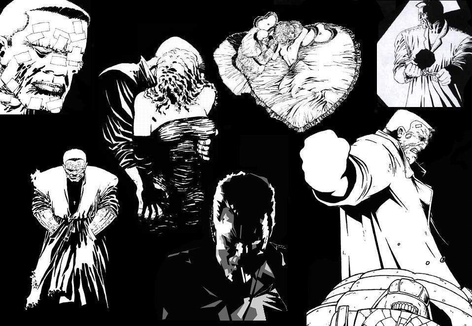 Sin City comic book by PR0METHEU5 on DeviantArt