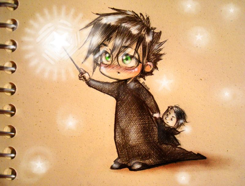Pincers Harry Potter Harry Potter by ma Kosh Jpg