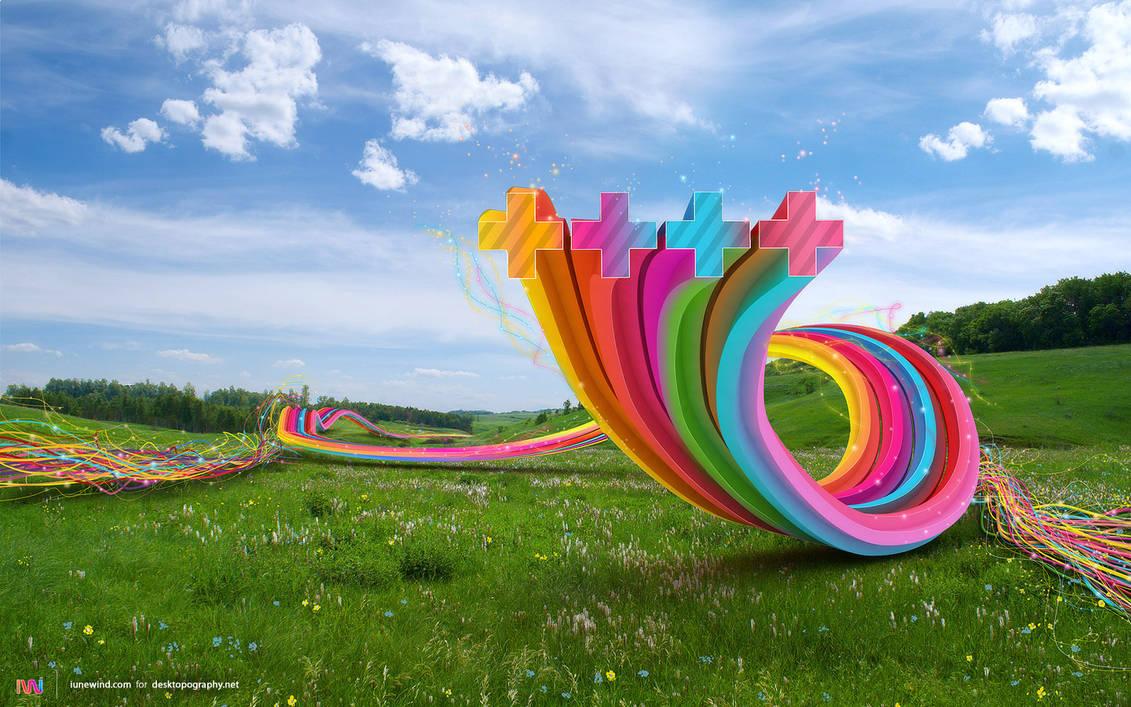 Field of arts by iuneWind
