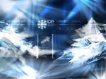 cb in winter by iuneWind