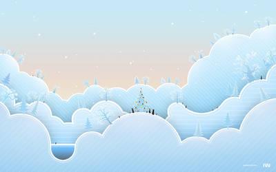 Untrodden Snow by iuneWind