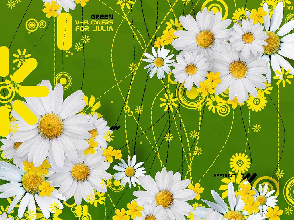 v-flower-2-wal by iuneWind