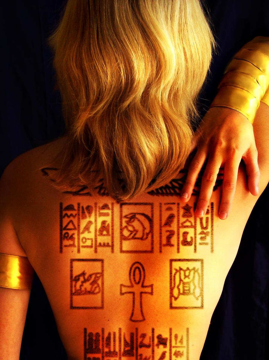 Yugioh the past behind me by medowsweet on deviantart for Marik ishtar tattoo