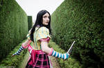 Alice Madness Returns - The Queen's Maze