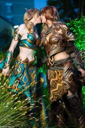Guild Wars 2 LOVE by Medowsweet