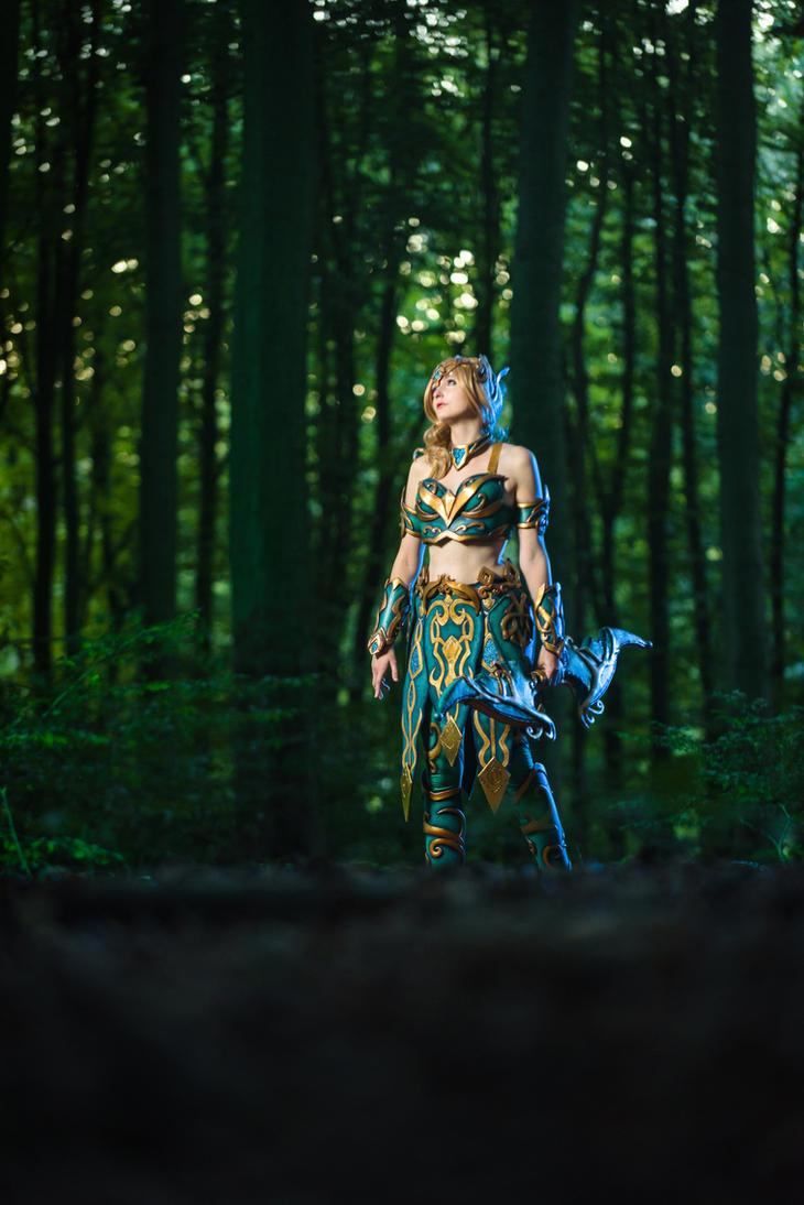 Guild Wars 2 - Daydreamer's Finery by Medowsweet