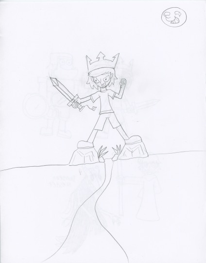 Character Design Challenge 30 : Character design challenge child hero by
