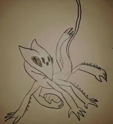 CDC 10/29/18: Spider goblin