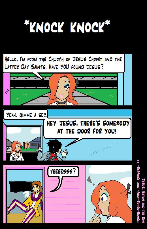 Jesus, Satan and the Emo pg127 by JSandE