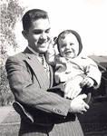 Vintage Man and Nephew