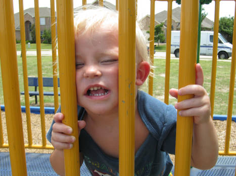 Two Year Old Boy In Jail