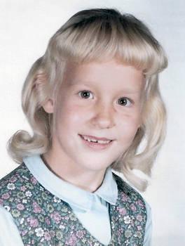 1968 Blonde Girl