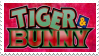 Tiger and Bunny Stamp by Silver-Lemonade