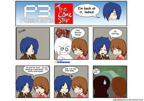 P3 Comic Strip - Yawn Power by Hitokirisan
