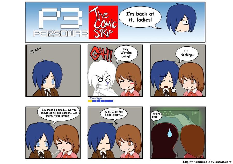 P3 Comic Strip