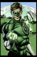 Hal Jordan 1 by Hitokirisan