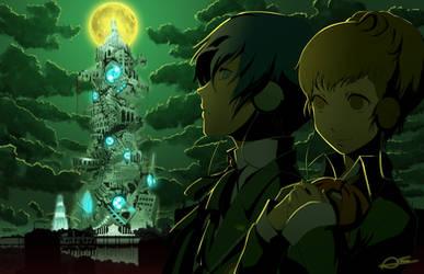 Persona 3 by Hitokirisan