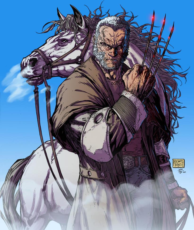 Old Man Logan by Hitokirisan
