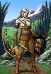 Ciri - The Witcher