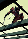 Deadpool Colors