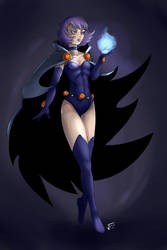 Titans: Raven