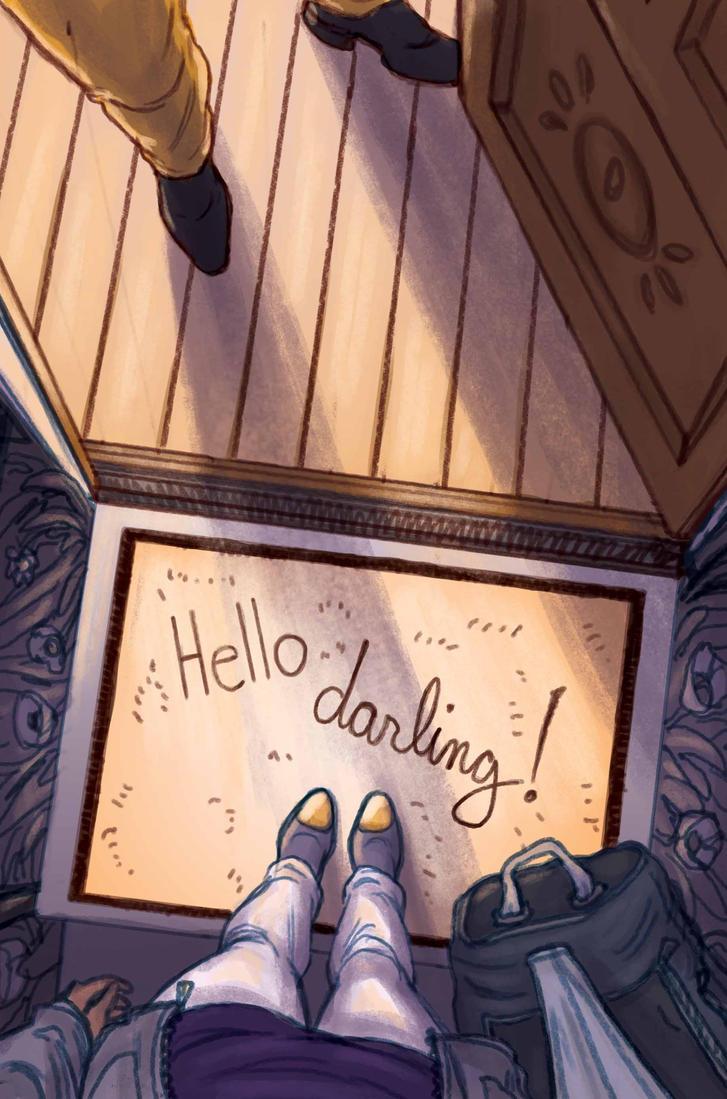 Hello Darling! by Rosengeist