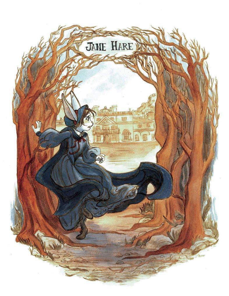 Jane Hare by Rosengeist