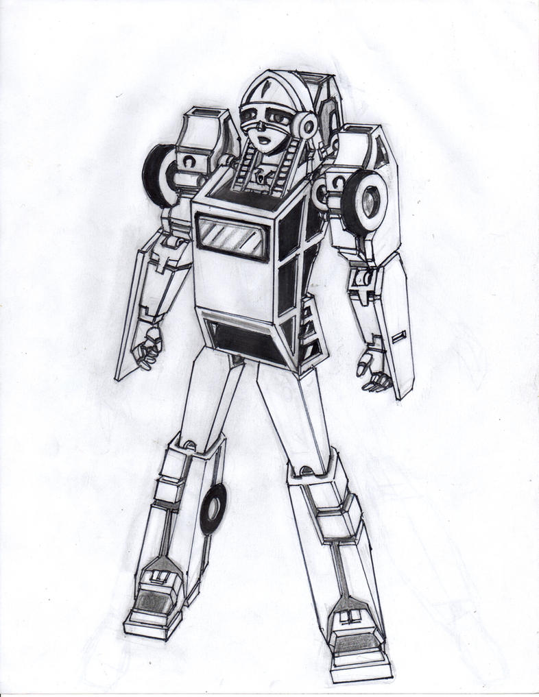 gobot sparky by thanzo21