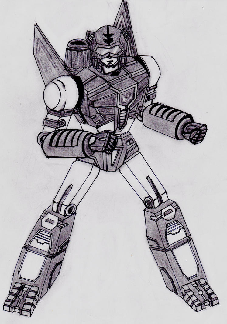 transformers masterforce hydra by thanzo21